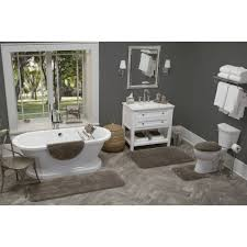 Round Bathroom Rugs by Red Bathroom Rugs And Mats U2013 Laptoptablets Us