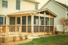Screen Porch Roof by Mitercraft Construction Gallery