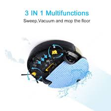 Cleaning Robot by Amazon Com Haier Self Charging Wet Mop Floor Cleaning Robot