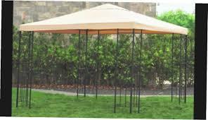 Lowes Gazebos Patio Furniture - outdoor spend time outside with target gazebo u2014 kool air com