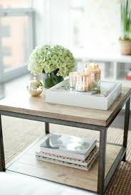 Best  Small Coffee Table Ideas On Pinterest Diy Tall Desk - Living room side table decorations