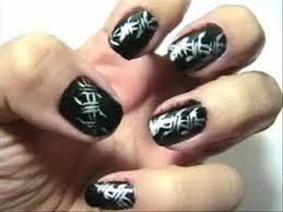 34 best halloween decoration nail images on pinterest decoration