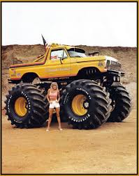 monster trucks cool video ford bronco even a monster truck photo can be improved with the