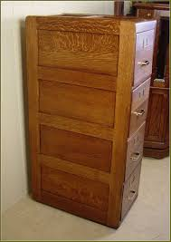 2 Drawer Oak Wood File Cabinet by Furniture Home Solid Wood Filing Cabinet Watkins Glen 2 Drawer