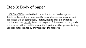 how to write a research paper using disciplinary perspectives YouTube Research Proposal