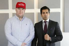 Guy wearing Trump hat sues bar for refusing to serve him   New     Modal