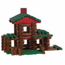 Linkin Logs and Lincoln Logs