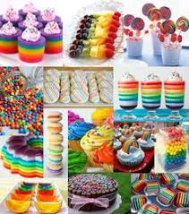 Rainbow Wedding Centerpieces by I Wouldn U0027t Personally Do This But I Thought That It Was Super
