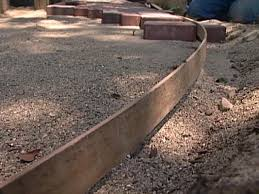 Brick Paver Patterns For Patios by How To Install A Paver Sidewalk How Tos Diy