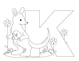 innovation abc coloring pages for kids printable abc coloring