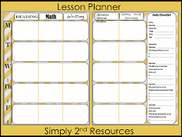 life planner template nice lesson plan template with reminders for teacher would need nice lesson plan template with reminders for teacher would need to modify to include life