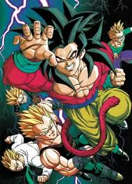 Dragon Ball Gt Gratis
