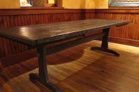 Teak Dining Room Table And Chairs by Rustic Teak Dining Table Table Designs