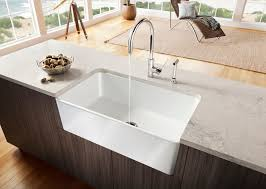 Blancoamerica Com Kitchen Sinks by Blanco Introduces The Cerana Apron Front Kitchen Sink