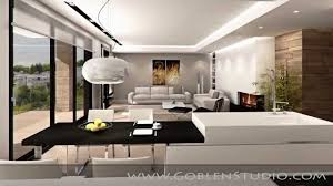 Modernist Interior Design Modern Interior 3d Animation Youtube