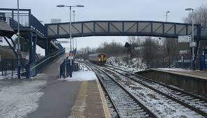 Filton Abbey Wood railway station