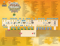 Vegas Monorail Map Las Vegas Restaurant Map Virginia Map