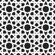 moroccan pattern eastern traditional style oriental endless