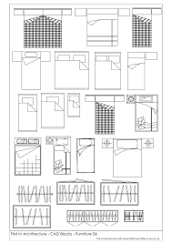 Architecture Symbols Floor Plan Here Is Another Set Of Free Cad Blocks From The First In