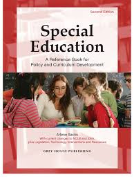 reference book for special education special education