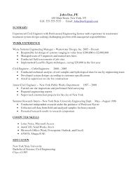 civil engineering resume examples 100 resume sample for experienced software engineer resume