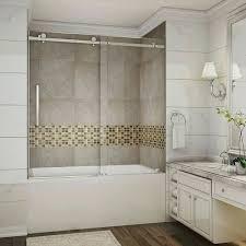 moselle shower door for tub lowes frameless shower door bathtub