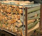 Bois de chauffage Calcul équivalence volume en stère selon taille ...