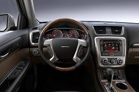 2013 gmc acadia reviews and rating motor trend