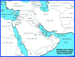 Show Me A Map Of The Middle East by Free Bible Maps Of Bible Times And Lands Printable And Public Use