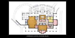 golf clubhouse plans