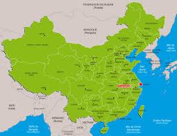 Fuzhou China Map by Business Set Up In China