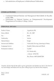 Job Resume Word Format by Resume Template Free Downloadable Templates For Word 1000 Images