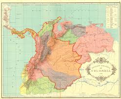 Map Of France And Spain by Simon Bolivar And The Spanish Revolutions History Today