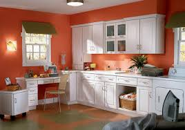 kitchen color schemes with white cabinets best kitchen color