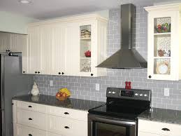 Kitchen Backsplash Tile Designs Pictures Stylish Glass Subway Tile Kitchen Backsplash All Home