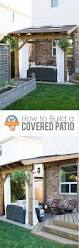 Backyard Cement Patio Ideas by A Diy Stenciled Cement Patio Using The Fabiola Tile Stencil From