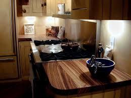 Zebra Wood Kitchen Cabinets Premium Wide Plank Wood Countertops Brooks Custom