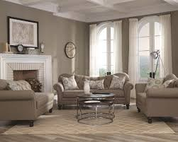 Grey Sofa And Loveseat Set Carnahan Sofa 505251 In Grey Fabric By Coaster W Options