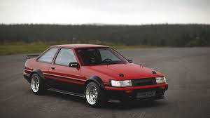 toyota ae86 wallpapers wallpaper cave