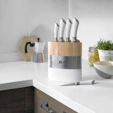 Uk Kitchen Knives by Richardson Sheffield Fusion Fashion 5 Piece Modern Kitchen Knife