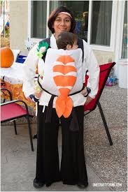 4 Month Halloween Costumes 12 Ideas Turn Baby Carrier Halloween Costume