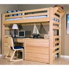 Plans For Bunk Bed With Steps by Loft Beds Cozy Wooden Loft Bed Images Wooden Bunk Beds With