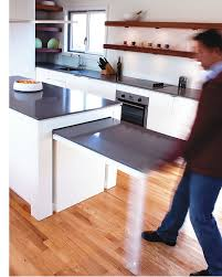 Cooking Islands For Kitchens This Kitchen Island With A Pull Out Table Was Actually My Client U0027s
