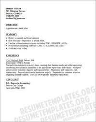 Banker Resume Example by Hospital Volunteer Resume Example Http Www Resumecareer Info