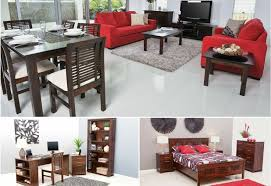 MADANG  House Package Comprising Of  Madang Pce Dining  Lamp - Super amart bedroom packages