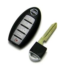 nissan altima won t start 2013 2015 nissan altima 5 button smart key fob remote