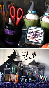 Halloween Witch Craft Ideas by Throw A Crafty Witch Themed Halloween Party Witchcraft Ideas