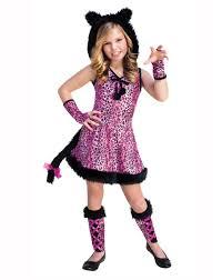 costumes halloween spirit kitty halloween costumes for girls pink kitty girls costume