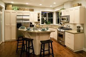 Kitchen Island Chair by Kitchen Simple Creative Green Kitchen Island With Black Kitchen