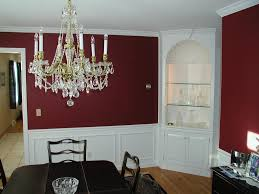 take advantage of the corner in the dining room by placing a